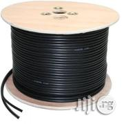 RG 58 CCTV Cable With Power 305 Meters | Accessories & Supplies for Electronics for sale in Lagos State, Ikeja