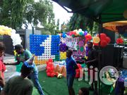 Mickey And Barney And Fwends Cake Backdrop | Meals & Drinks for sale in Lagos State, Ikeja