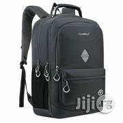 Coolbell 18.4 Inches Waterproof Laptop Backpack Cb-5508 - Grey | Bags for sale in Lagos State