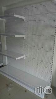 Single Sided Supermarket Shelves 1   Store Equipment for sale in Abuja (FCT) State, Gwarinpa