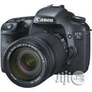 Canon Eos7d Camera   Photo & Video Cameras for sale in Lagos State, Lagos Island