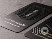 Metal Business Cards For Super Companies And Individuals   Stationery for sale in Lagos State