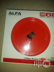 Alfa Wireless Usb 150Mbps Adapter   Networking Products for sale in Lagos State, Ikeja