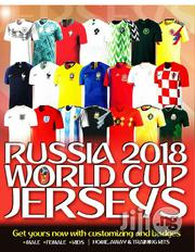 2018 Russia Worldcup Jerseys | Clothing for sale in Lagos State, Ajah