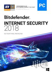 Bitdefender Internet Security 3 Users | Software for sale in Lagos State, Ikeja