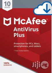 Mcafee Antivirus Plus 2020 10 Multi Devices 1 Year LATEST EDITION | Software for sale in Lagos State, Ikeja