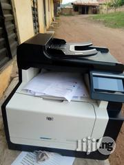 Colour Laserjet CM1415 MFP In Good Condition | Printers & Scanners for sale in Ekiti State, Ado Ekiti