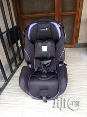 Tokunbo UK Used Safety First Baby Car Seat From 0 To 6years | Children's Gear & Safety for sale in Lagos State, Magodo