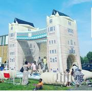 Tower Of London Bouncy Castle | DJ & Entertainment Services for sale in Lagos State, Lekki Phase 1