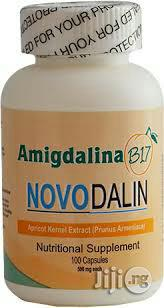 Vitamin B17 (Amygdalin) For Cancer Treatment And Prevention (500mg) | Vitamins & Supplements for sale in Lagos State, Lekki Phase 2