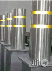 Car Park Barriers Electric Rising Hydraulic Bollards | Safety Equipment for sale in Lagos State