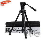 Yunteng Video Camera Tripod VCT- 880 For Nikon, Canon DSLR Cameras | Accessories & Supplies for Electronics for sale in Lagos State, Lagos Island