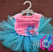 Baby Gown With Tulle | Children's Clothing for sale in Lagos State, Agege