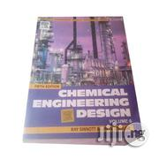 Chemical Engineering Design Fifth Edition By Ray Sinnott Gavin Towler   Books & Games for sale in Lagos State, Ikeja