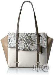 Nine West Women's Tote Handbag- Off White/ Multi | Bags for sale in Lagos State
