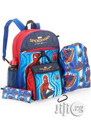 Marvel Spiderman 6 Piece Backpack Set | Bags for sale in Lagos State, Ikeja