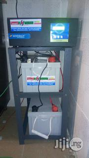 2.5kva Sinergy Inverter Installation With 2(200ah) Rugged Batteries | Building & Trades Services for sale in Lagos State, Lekki Phase 1