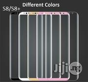 Samsung Galaxy S8 S8+ Protective Tempered Glass Screen Guard | Accessories for Mobile Phones & Tablets for sale in Lagos State, Ikeja