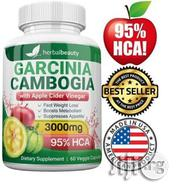 Garcinia Cambogia 95% + Apple Cider Vinegar | Vitamins & Supplements for sale in Lagos State