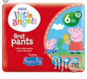 Asda Little Angels First Baby Diaper Pants (Size 4,5,6) | Baby & Child Care for sale in Lagos State, Ikeja