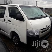 Toyota Hiace Hummer Bus 2009 White | Buses & Microbuses for sale in Lagos State