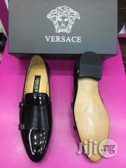 Versace Black Double Monk Strap   Shoes for sale in Lagos State, Lagos Island