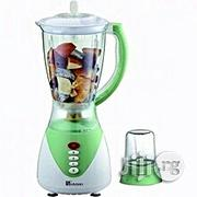 Saisho Blender With Mill | Kitchen Appliances for sale in Lagos State, Lagos Island