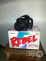 Canon Rebel T5 Camera | Photo & Video Cameras for sale in Lagos State, Ojo