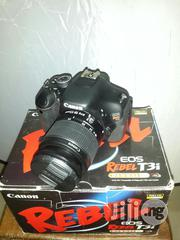 Canon Rebel T3i Camera | Photo & Video Cameras for sale in Lagos State, Ojo