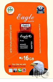 Eagle 16GB Antivirus Smart Micro SD/SDHC/SDXC Memory Card | Computer Accessories  for sale in Lagos State, Ikeja