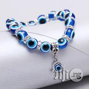 Unisex Vintage Turkish Evil Eyes With Rhinestones and Hamsa Hand | Jewelry for sale in Lagos State, Alimosho