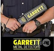 Garrett Hand Held Metal Detector. With Alarm And Vibration Upon | Safety Equipment for sale in Lagos State, Ikeja