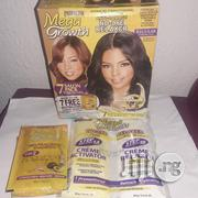 Profective Megagrowth No Lye Relaxer - Pack Of 7 (Regular Strenght) | Hair Beauty for sale in Lagos State, Alimosho
