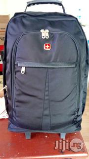 """Swissgear Trolley Backpack 17""""- Very Strong   Bags for sale in Lagos State, Ikeja"""