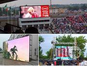 PH3.91 Outdoor LED Advert Screen Cabinet 500×500mm | Photography & Video Services for sale in Abuja (FCT) State, Utako
