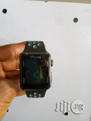 iPhone Rubber Watch   Smart Watches & Trackers for sale in Rivers State, Port-Harcourt