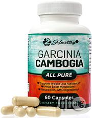 Garcinia Cambogia 750mg, 80% HCA, 60 Caps - Supports Weight Loss | Vitamins & Supplements for sale in Lagos State, Amuwo-Odofin