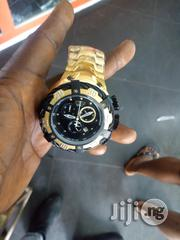 Original INVICTA CHRONOGRAFIC Quartz Movement Wrist Watch | Watches for sale in Lagos State