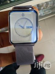 Apple Watch Silver For Men   Smart Watches & Trackers for sale in Rivers State, Port-Harcourt