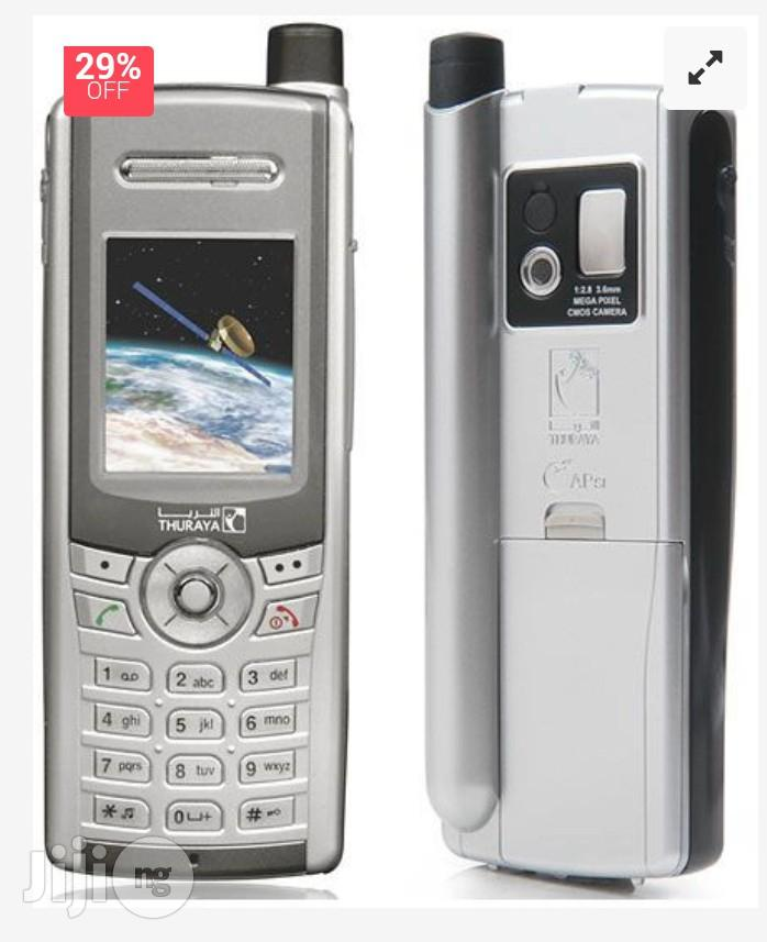 Thuraya SG-2520 Satellite Phone With GSM Network Access And Smartphone | Home Appliances for sale in Ikeja, Lagos State, Nigeria