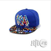Baseball Snapback Grafitti Cap Blue | Clothing Accessories for sale in Lagos State, Lekki Phase 2