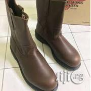 Red Wing Safety Boots Unisex C | Shoes for sale in Lagos State, Agboyi/Ketu