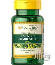 Evening Primrose Oil For Healthy Cervical Mucus And Hormone Balancing   Sexual Wellness for sale in Lagos State, Victoria Island