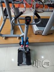 Stepper With Dumbell   Sports Equipment for sale in Ogun State, Abeokuta South