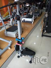 Stepper With Dumbell   Sports Equipment for sale in Ogun State, Ijebu Ode