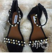 Steve Madden Rhinestone Sandals | Shoes for sale in Lagos State, Ikeja