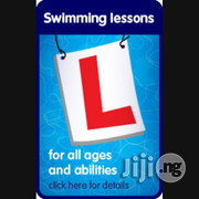 Swimming Instructor / Swimming Coach | Fitness & Personal Training Services for sale in Lagos State
