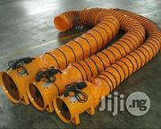 """12"""" Extractor Fan With Hose 