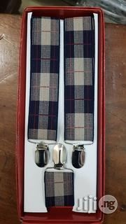 Designer Suspender OR Cross Belts   Clothing Accessories for sale in Lagos State, Lagos Island