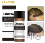 Lanbena - Fastest Natural Hair Beard Growth Oil | Hair Beauty for sale in Abuja (FCT) State, Wuye